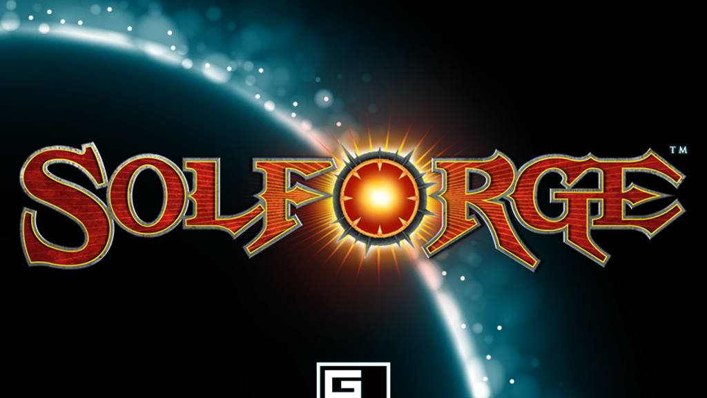 SolForge Digital Trading Card Game project video thumbnail