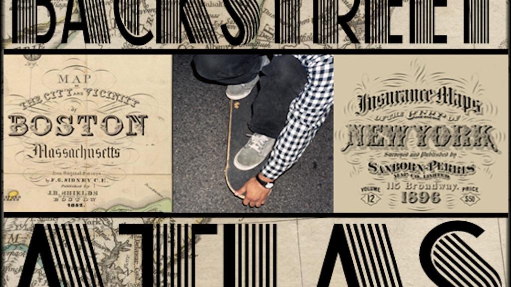 Backstreet Atlas project video thumbnail