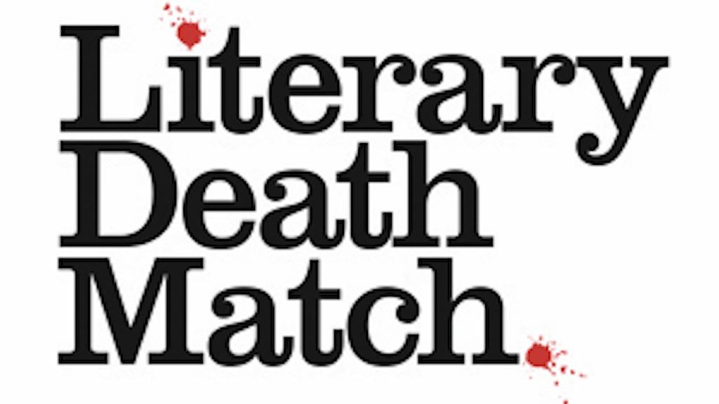 Literary Death Match TV: The Pilot by Adrian Todd Zuniga