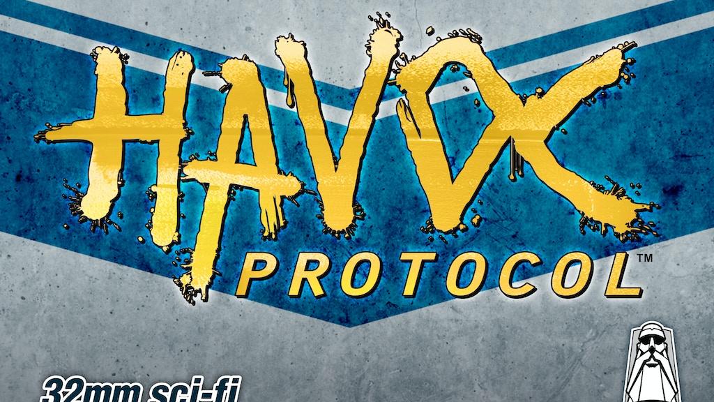 Effigy Miniatures - Havoc Protocol Sci-Fi Miniatures project video thumbnail