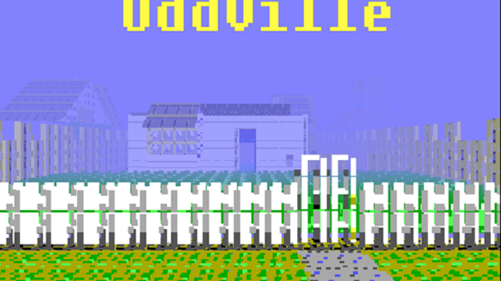 OddVille - An amazing journey in Retro3d project video thumbnail