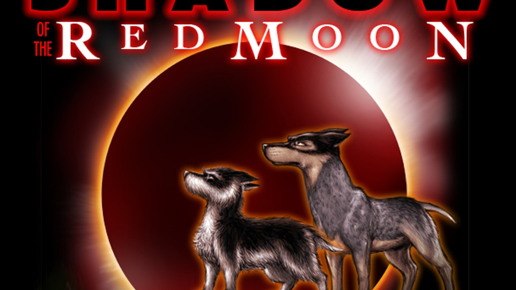 Shadow of the Red Moon, Sequel to Red Moon Graphic Novel project video thumbnail