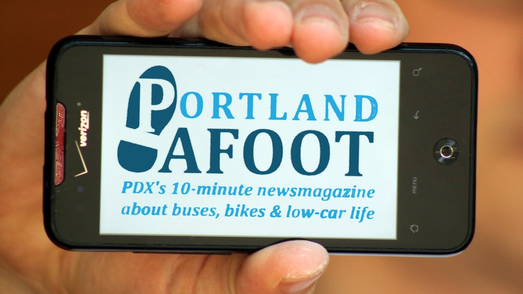 Portland Afoot: The App! project video thumbnail