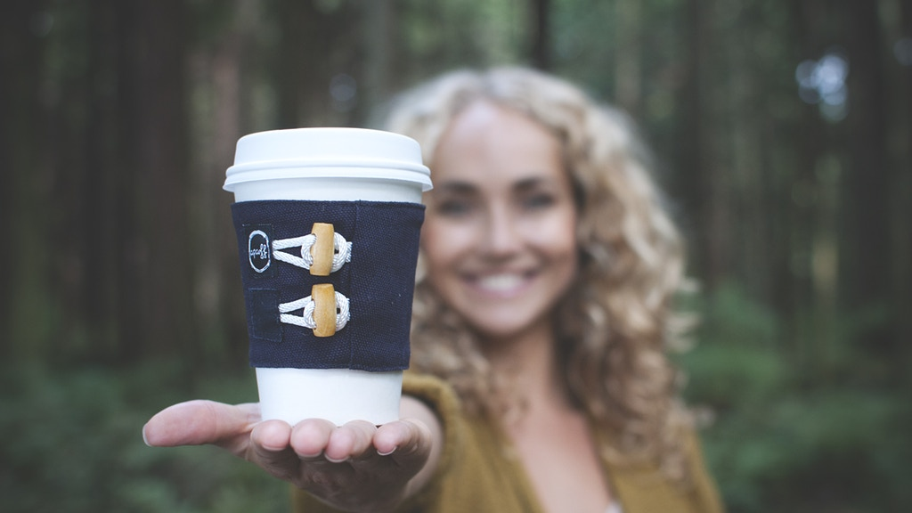 Cup Cuff: Hot Coffee Not Hands! project video thumbnail