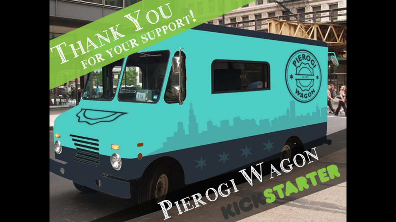 Pierogi Wagon Food Truck