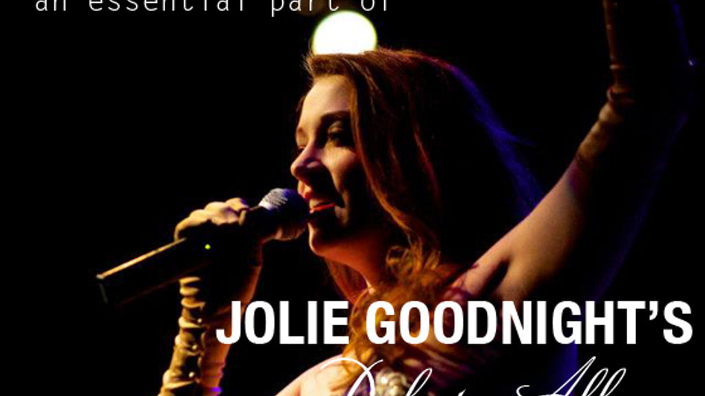Be a Part of Jolie Goodnight's Debut Album project video thumbnail