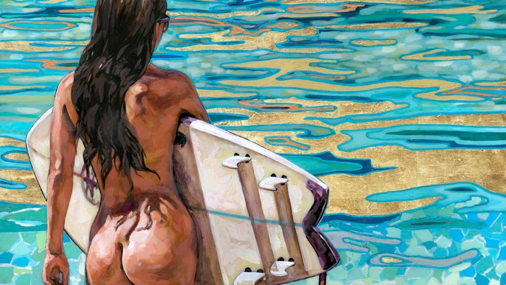 """Reinventing Painting Through """"Up""""cycling Mixed Media project video thumbnail"""