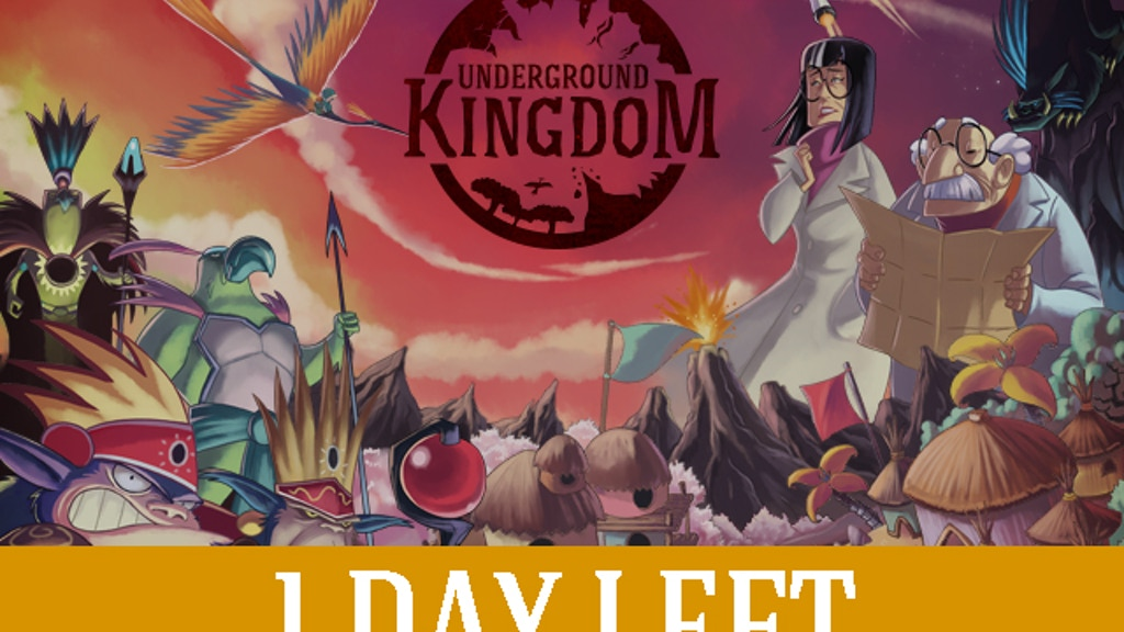 Underground Kingdom: Gamebook for iPad/iPhone project video thumbnail