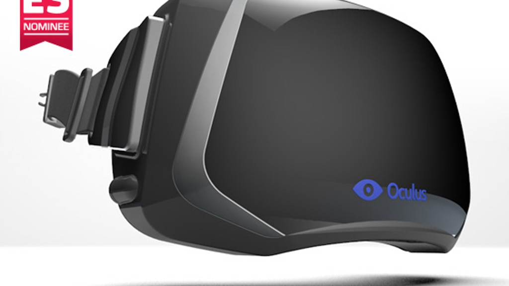Oculus Rift: Step Into the Game project video thumbnail