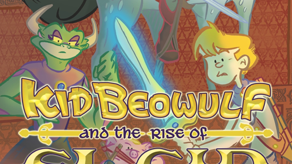 Kid Beowulf and the Rise of El Cid: Complete The Trilogy! project video thumbnail