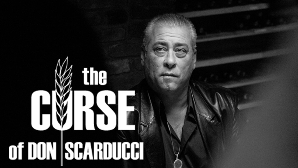 The Curse of Don Scarducci, a short film project video thumbnail
