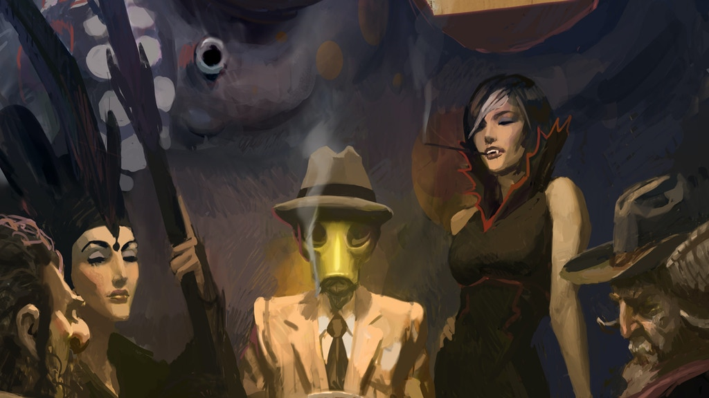 Unidentified Funny Objects - Anthology of Humor SF & Fantasy project video thumbnail