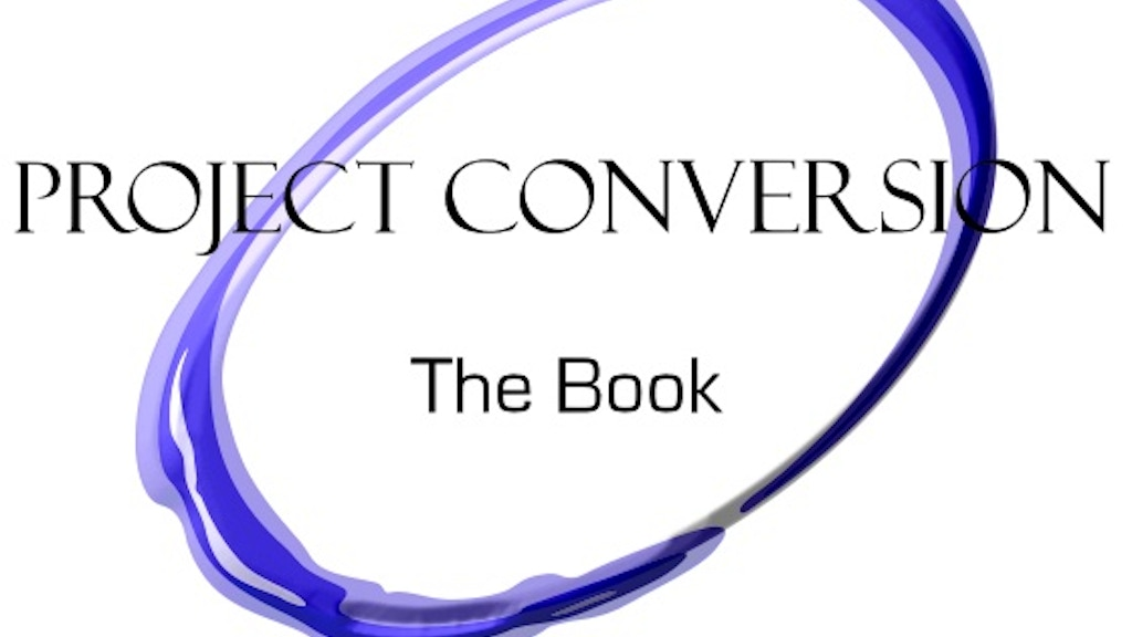 Project Conversion: A Year of Immersion into 12 Religions project video thumbnail