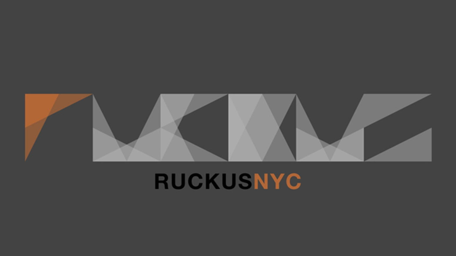 RUCKUS NYC: A Conference & Concert on Art & the Web by Kevin Clark