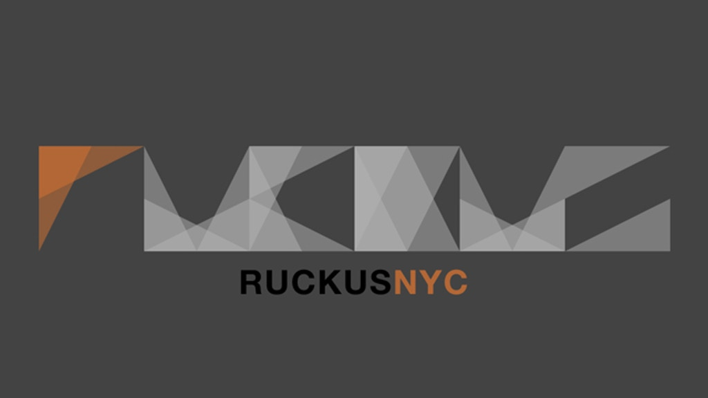 RUCKUS NYC: A Conference & Concert on Art & the Web project video thumbnail