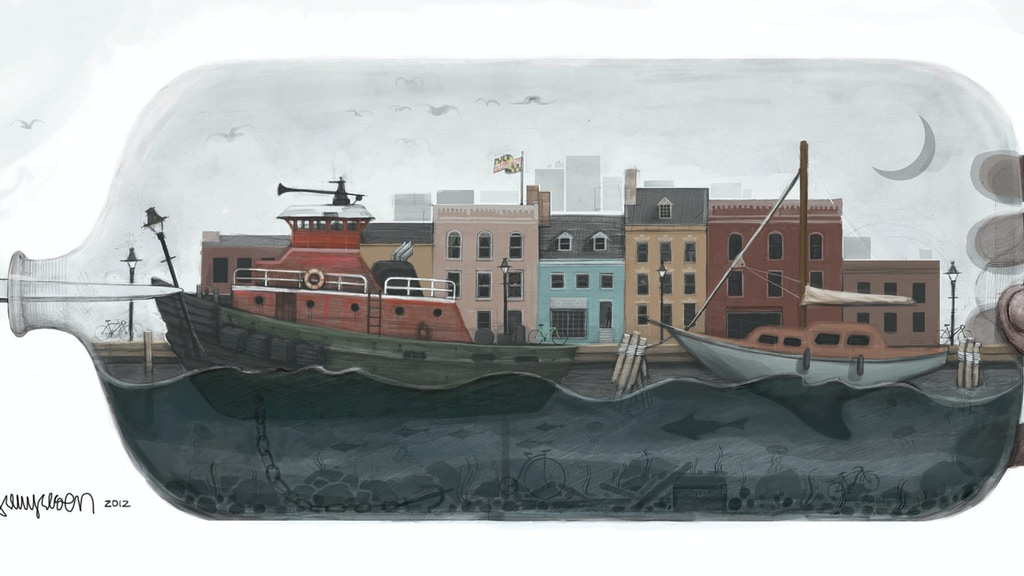 Public Mural Project: Fells Point, Baltimore project video thumbnail