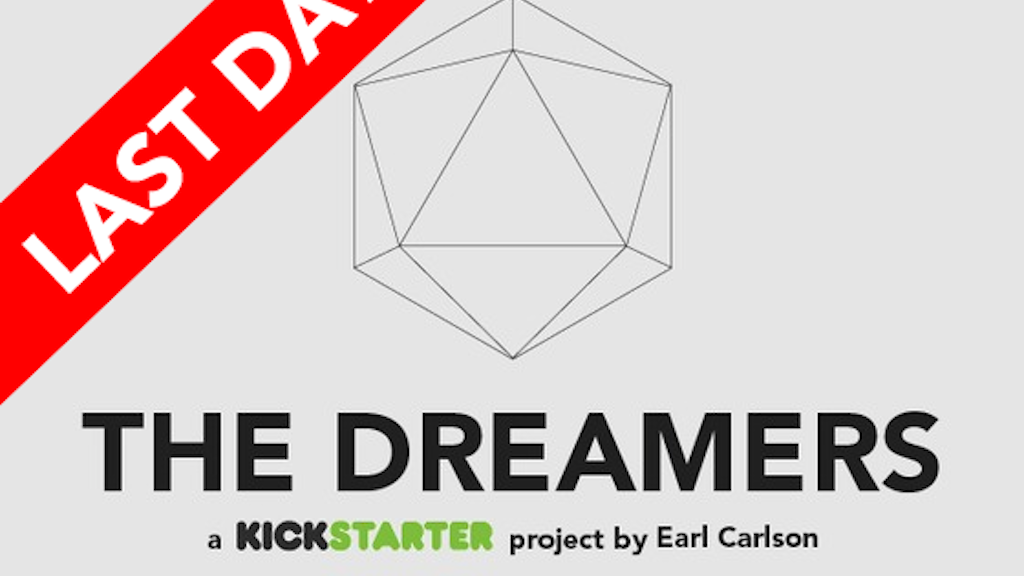 The Dreamers project video thumbnail