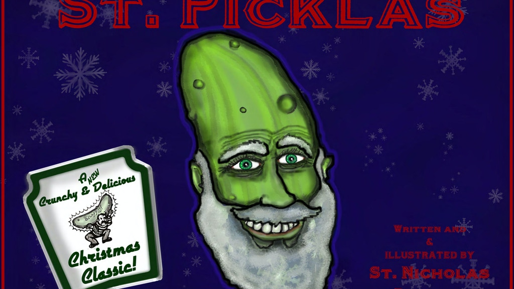 The Tale of St. Picklas, A New Christmas Classic project video thumbnail