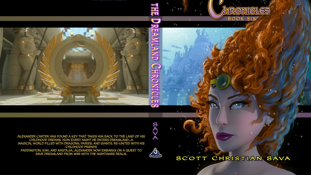 The Dreamland Chronicles Book Six project video thumbnail