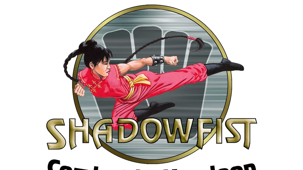 Shadowfist: Combat in Kowloon Card Game project video thumbnail