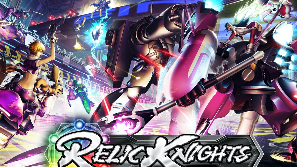 Relic Knights project video thumbnail