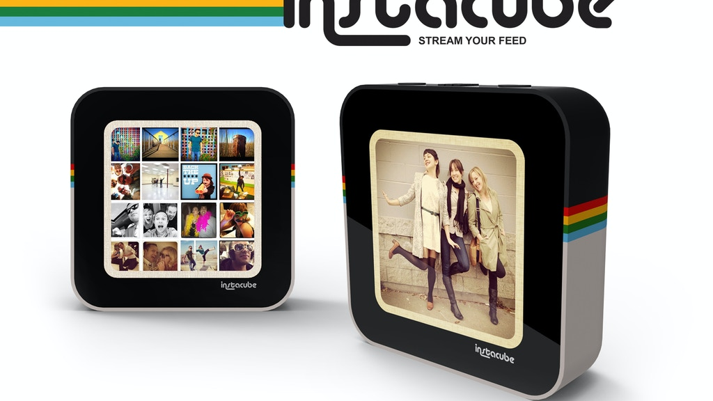 Instacube: A Living Canvas for your Instagram Photos project video thumbnail