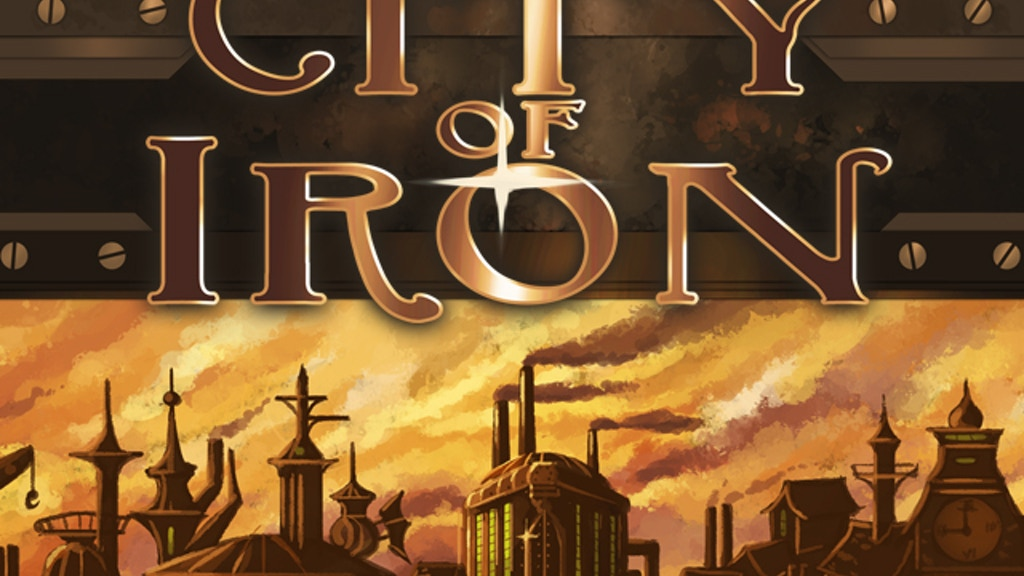 City of Iron project video thumbnail