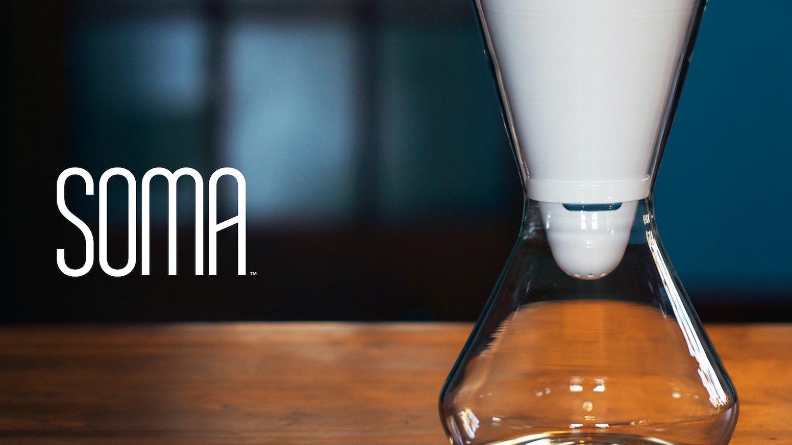 Soma Beautifully Innovative All Natural Water Filters