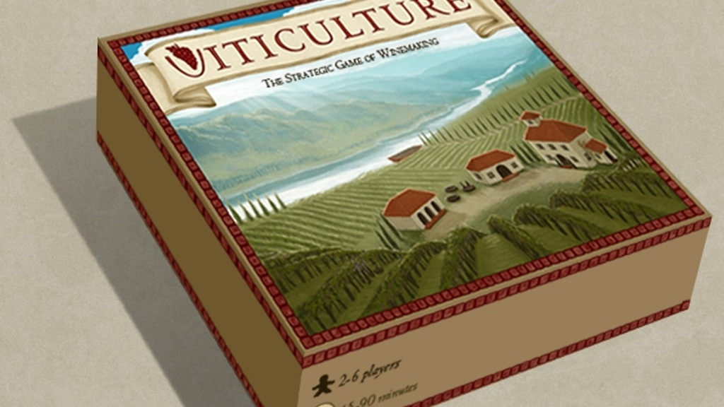 Viticulture: The Strategic Game of Winemaking project video thumbnail