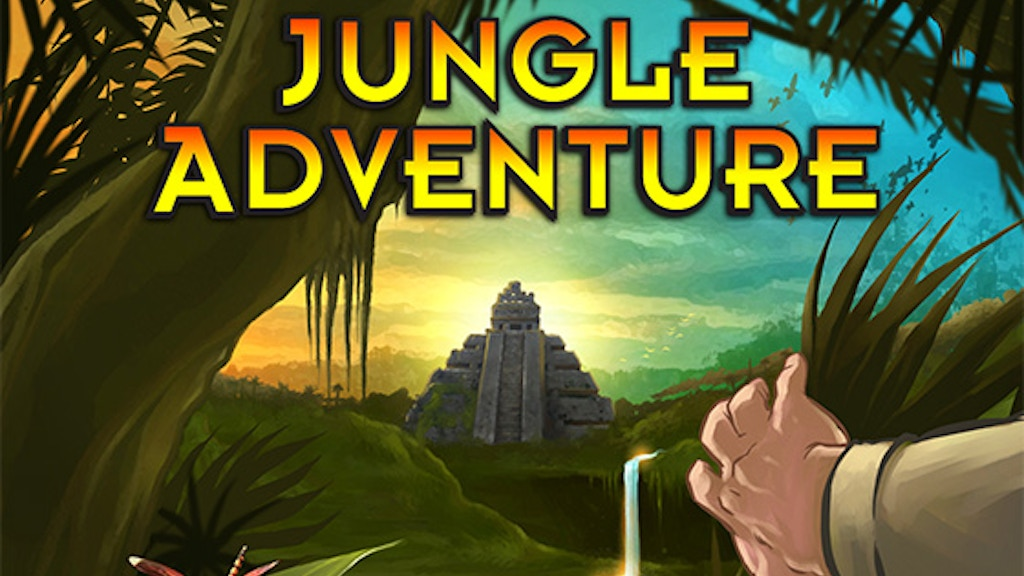 Project image for David Crane's Jungle Adventure