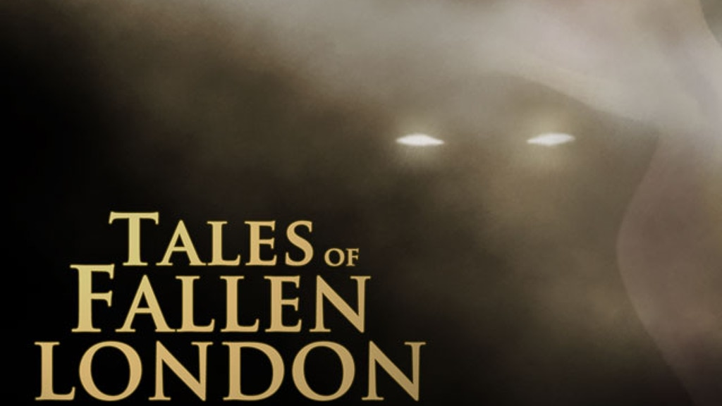 Tales of Fallen London: The Silver Tree project video thumbnail