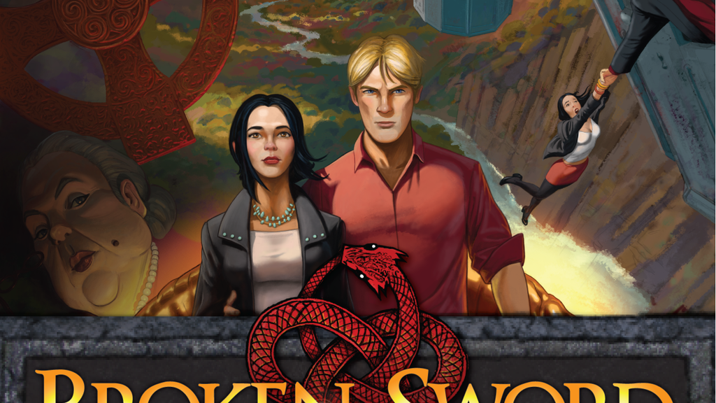 Broken Sword - the Serpent's Curse Adventure project video thumbnail