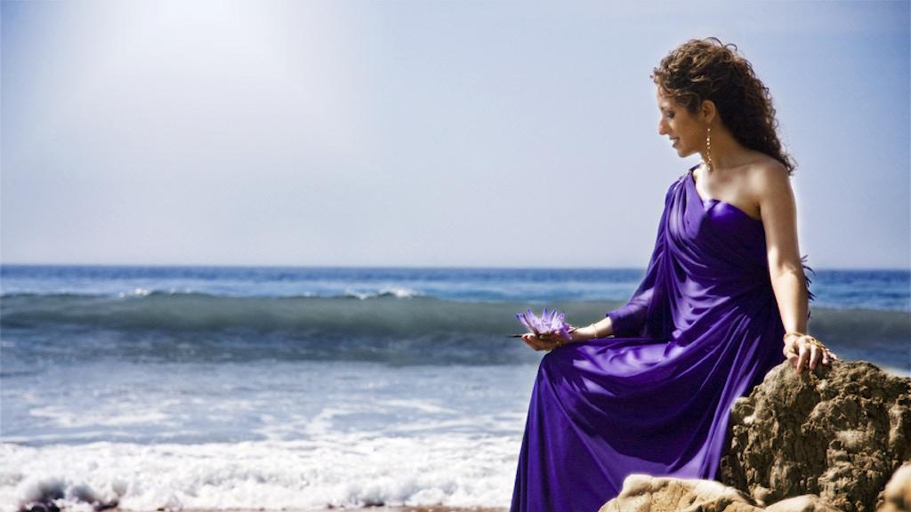"Nadine Risha's ""Sacred Stones"" Music Video project video thumbnail"