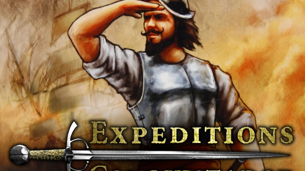 Expeditions: Conquistador project video thumbnail