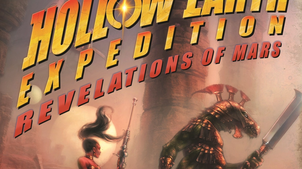 Revelations of Mars project video thumbnail