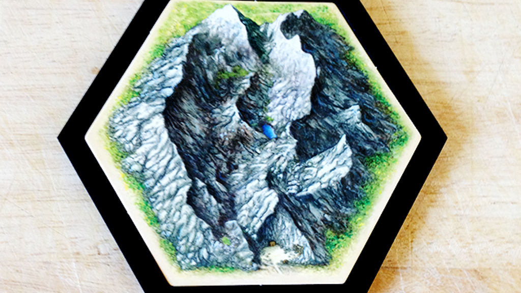 Hexels:  The completely modular Settlers of Catan game board project video thumbnail