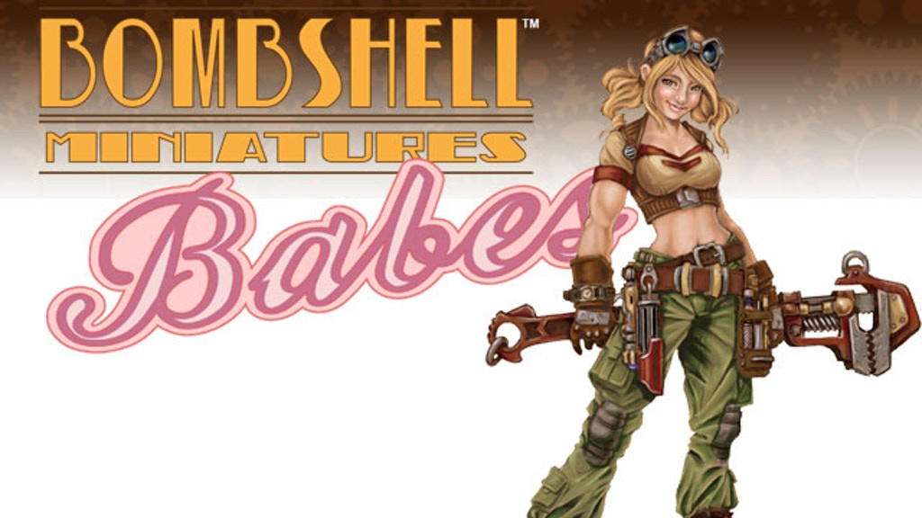 Bombshell Babes project video thumbnail