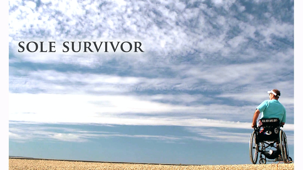 SOLE SURVIVOR FILM - Finishing Funds project video thumbnail