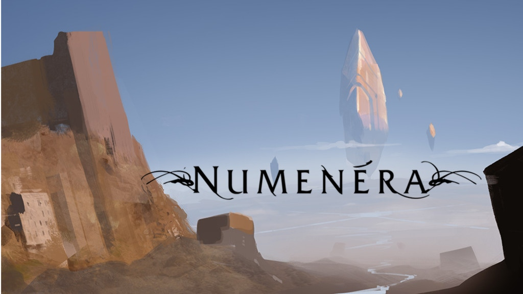Numenera: A new roleplaying game from Monte Cook project video thumbnail
