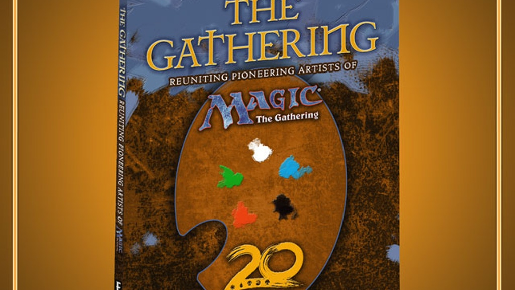 The Gathering: Reuniting Pioneering Artists of Magic project video thumbnail