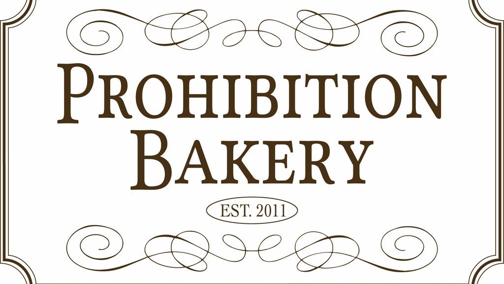 Prohibition Bakery, cake+alcohol. Please eat responsibly. project video thumbnail