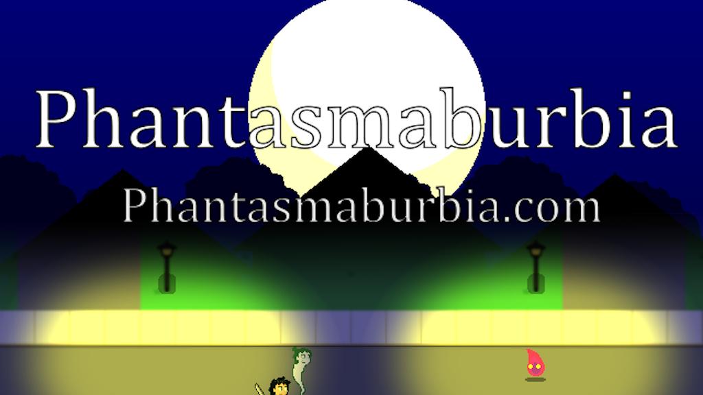 Phantasmaburbia project video thumbnail
