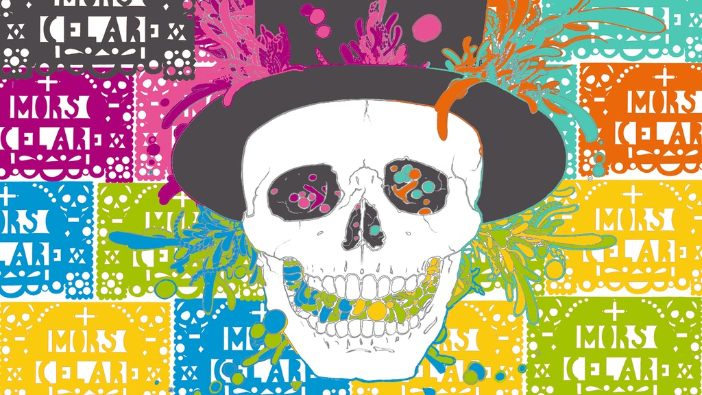 DAY OF THE DEAD + PERFORMANCE + MEXICO & HAITI = MORS CELARE project video thumbnail