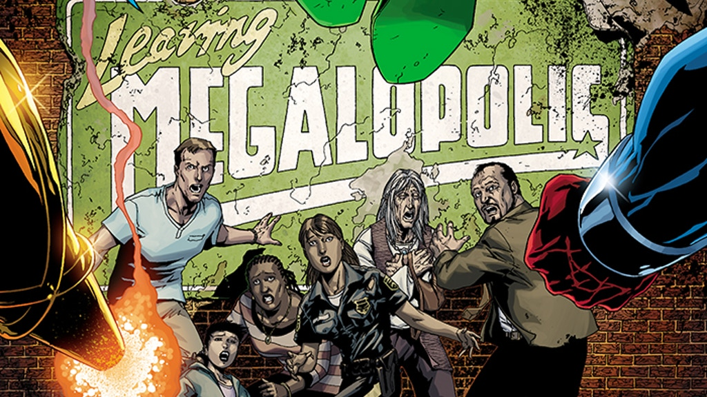 LEAVING MEGALOPOLIS project video thumbnail