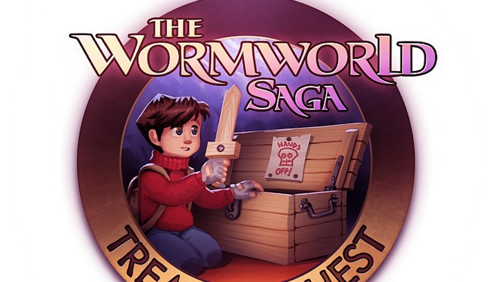 The Wormworld Saga Treasure Chest project video thumbnail