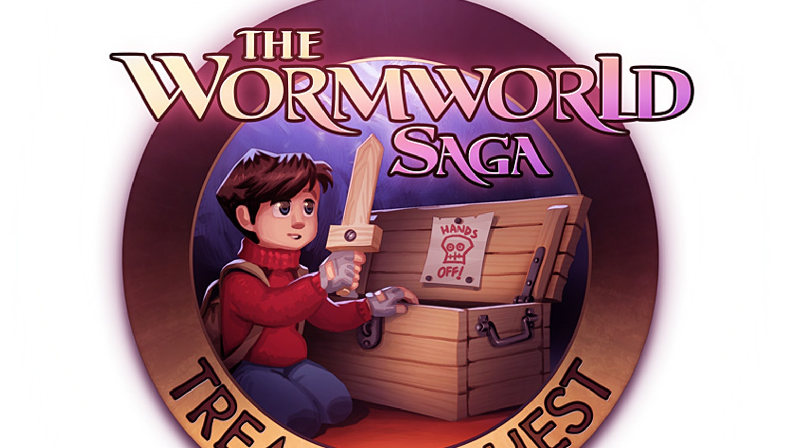 We open up a treasure chest full of beautiful items for you to support the Wormworld Saga Digital Graphic Novel!