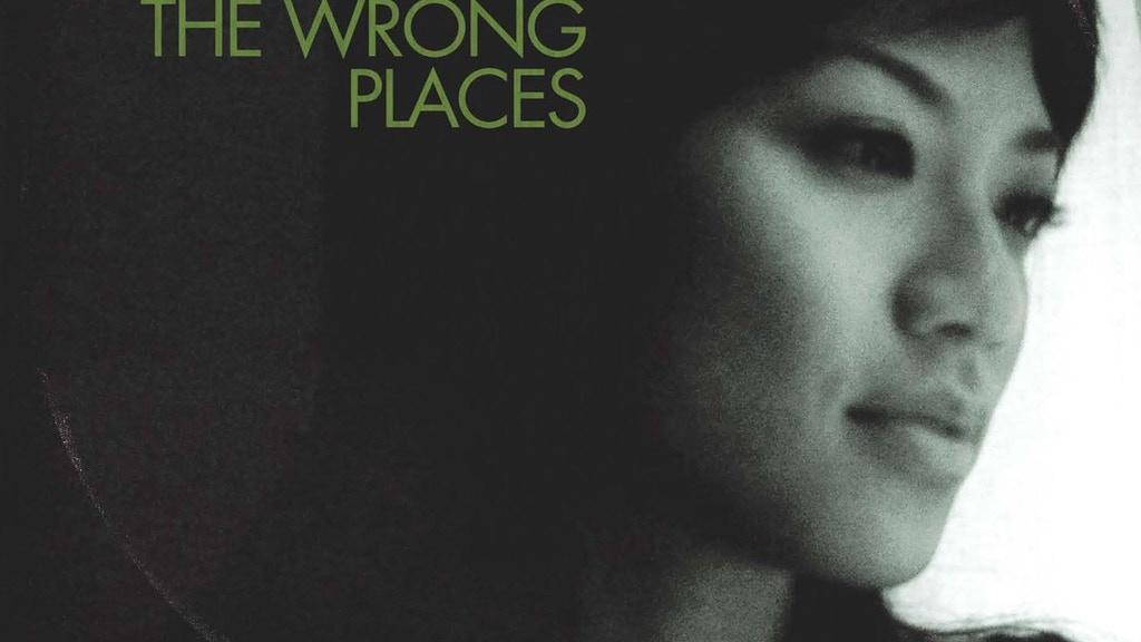 """Kero One's animated Music Video - """"In All the Wrong Places"""" project video thumbnail"""