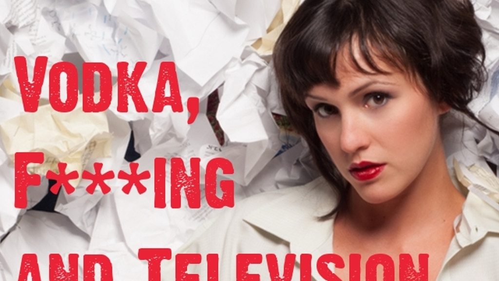 """Vodka, F***ing and Television"" - a play by Maksym Kurochkin project video thumbnail"