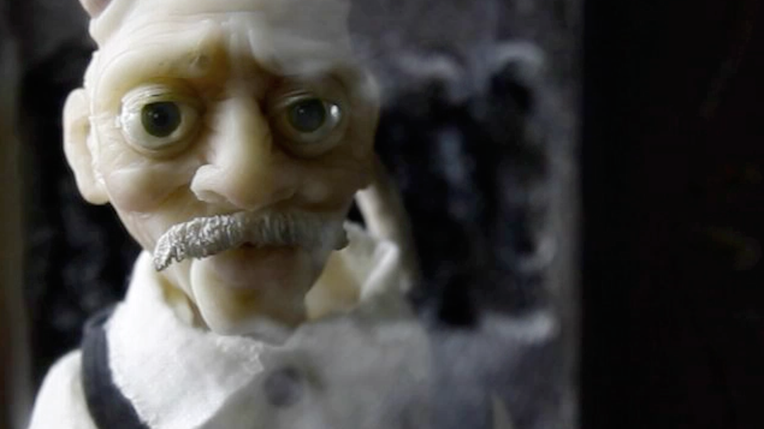 A claymation short film about an unusual man, born in the likeness of Satan, who spends his life seeking connection.