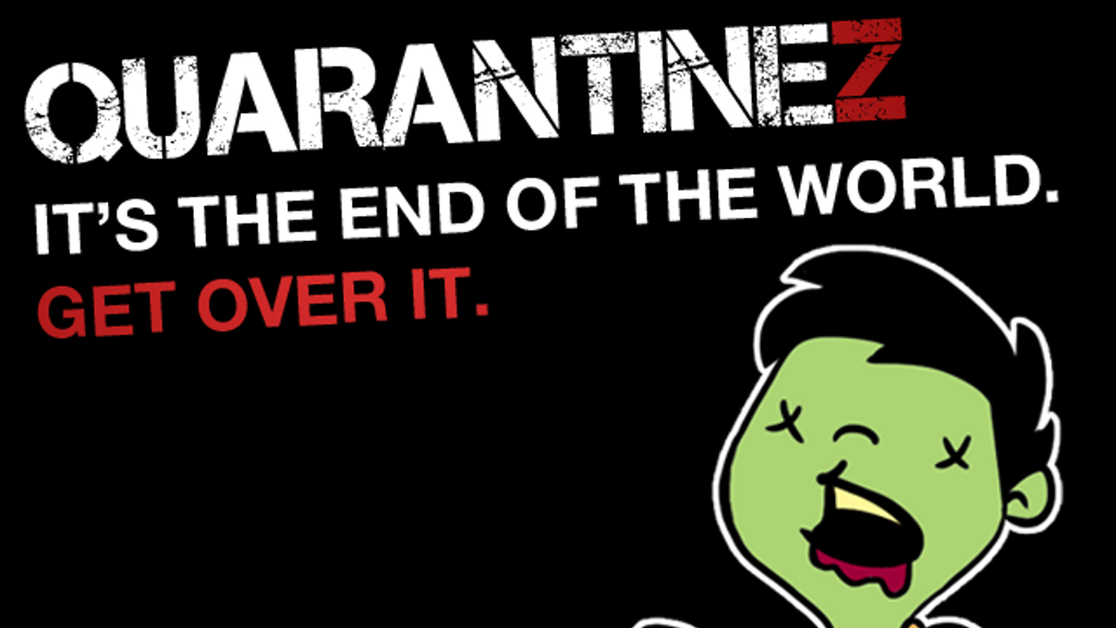 Quarantine Z: A Zombie Survival Card Game project video thumbnail